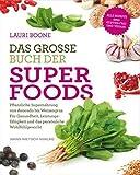 Das große Buch der Superfoods: Pflanzliche Supernahrung von Avocado bis Weizengras. Für Gesundheit, Leistungsfähigkeit & das persönliche Wohlfühlgewicht