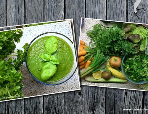 Erfolgreiches Fasten mit Grünen Smoothies